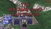 Final Fantasy VIII - Balamb SeeD Car Glitch