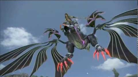 Final Fantasy XIII - Summoning Bahamut