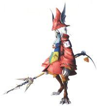 Freya Crescent character