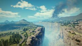 Taelpar Crag in FFXV