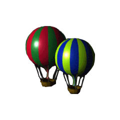 Hot Air Balloon <span class=