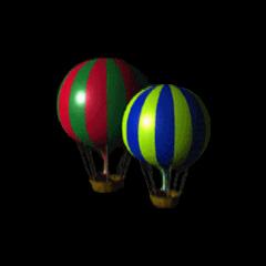 Hot Air Balloon <span class=