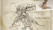Diamond-Weapon-Sketch-Episode-Prompto-FFXV