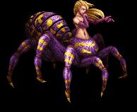 FFBE Arachne 1 Sprite