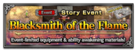 FFBE Event Blacksmith of the Flame