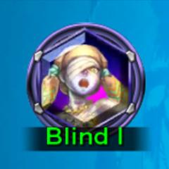 Mummy (Blind I).