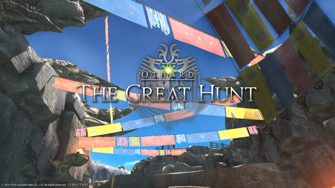The Great Hunt | Final Fantasy Wiki | FANDOM powered by Wikia