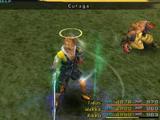 Final Fantasy X statuses