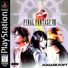 <i>Final Fantasy VIII</i> <small><small>(via PlayStation Network)</small></small>