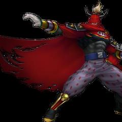 Aparência de Final Fantasy VIII em Dissidia 012