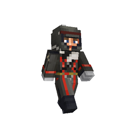 Wedge <i>Minecraft</i> skin