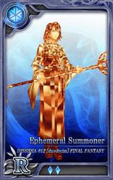 D012 Ephemeral Summoner R I Artniks