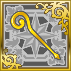 Golden Staff (SR+).