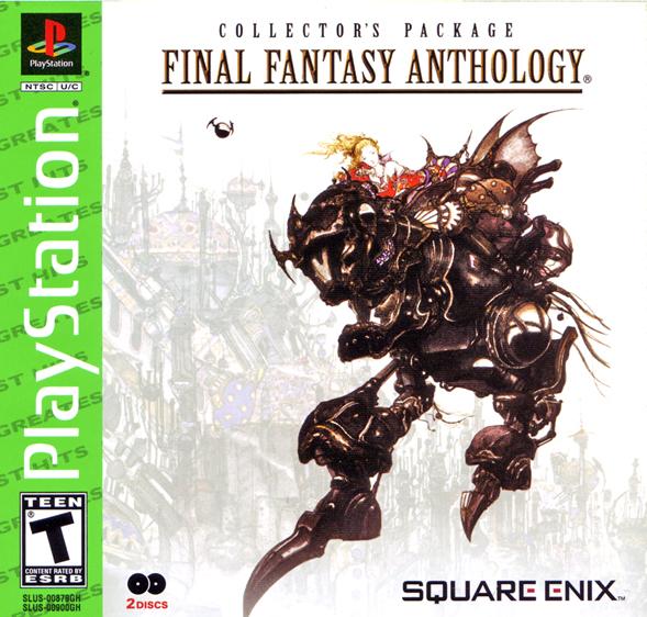 final fantasy 6 anthology