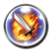 FFRK Fira Strike Icon