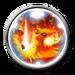 FFRK Ruby Bullet Icon