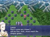 Dragon Grass