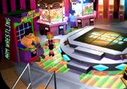 FFVII Arm Wrestling Minigame