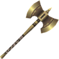 FFXI Great Axe 1E