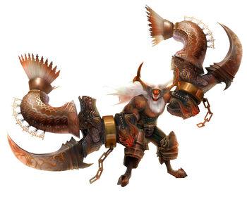 Hashmal Final Fantasy XII