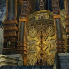 Portão do Pharos.