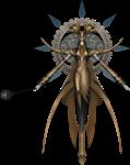 Serviteur Eden or