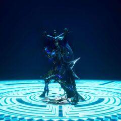 The Rogue in <i>Final Fantasy XV: Royal Edition</i>.