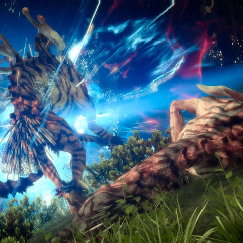 Voretooth killed with a warp-strike.