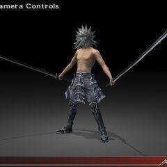 In-game model.