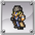 DFFNT Player Icon Snow Villiers FFRK 001