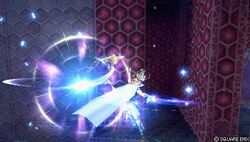 Dissidia Firion DoubleTrouble