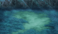 FFIV PSP Adamant Isles Forest Battle Background.png