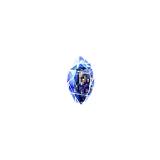 Angeal's Memory Crystal.