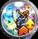 FFRK God Art Trilemental Sword Icon