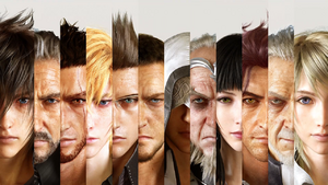 Final Fantasy XV - Cast