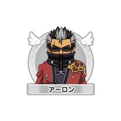 Auron em <i>Itadaki Street Portable</i>.