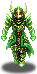 Wind Veritas empowered sprite