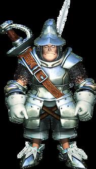 Adelbert Steiner character