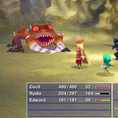 Antlion switched to counter physical mode (iOS).