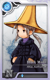 FF3 Black Mage Artniks