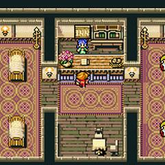 Cornelia's inn (GBA).