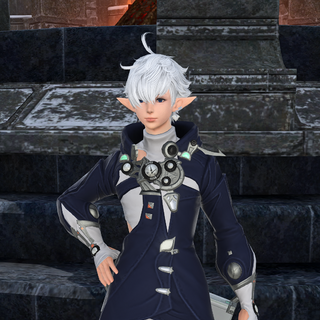 <i>A Realm Reborn</i> outfit.