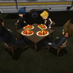 <i>Final Fantasy XV: Pocket Edition</i>.
