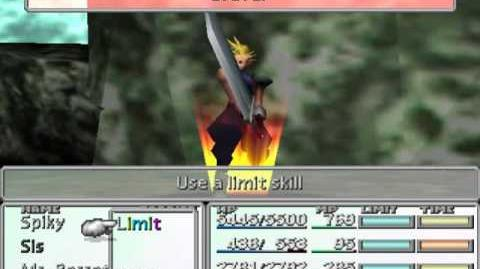 Final Fantasy VII - Limit Break Compilation - Cloud Braver