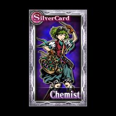 Chemist (female).