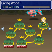 Living Wood WM Brigade