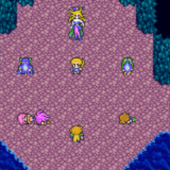 Siren controlling party (GBA).