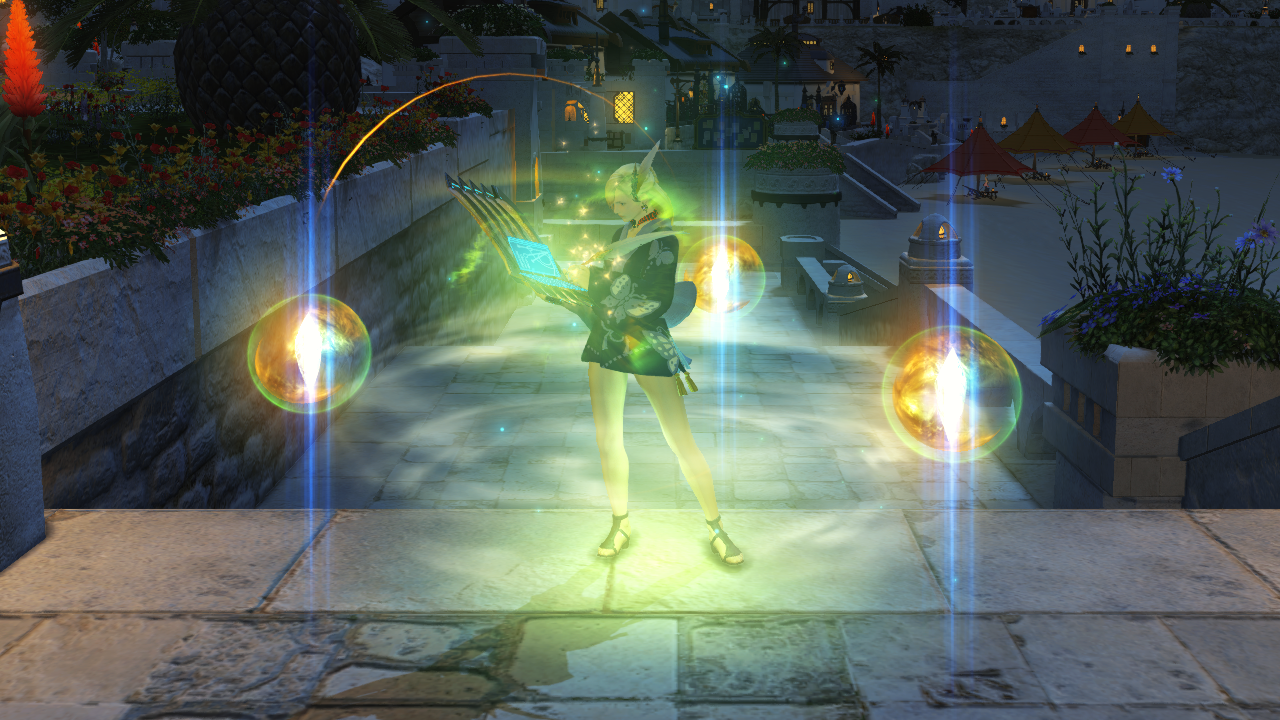 How to play summoner ffxiv stormblood