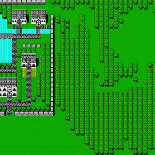 Crescent Lake (NES).