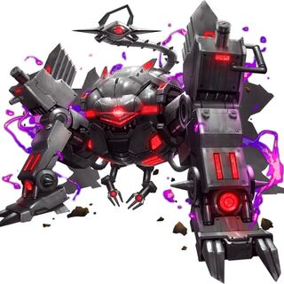 Artwork of Omega Ω.